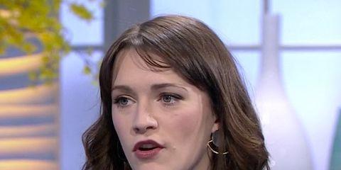 Television presenter, Spokesperson, White-collar worker,