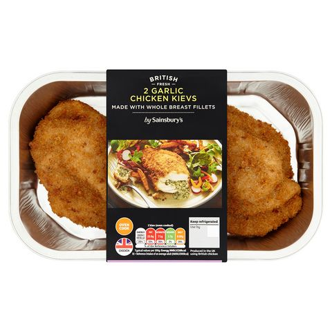 This Supermarket Does The Best Tasting Chicken Kiev