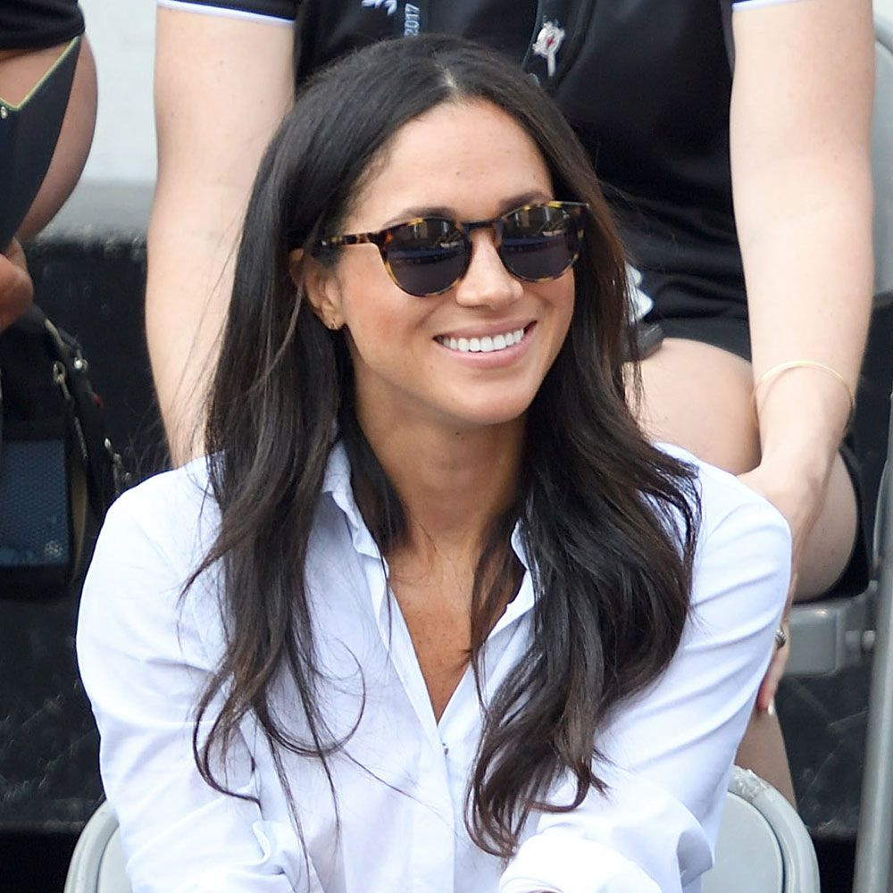 5f8684c1b9 Meghan Markle s sell-out Finlay London Percy Sunglasses are finally ...