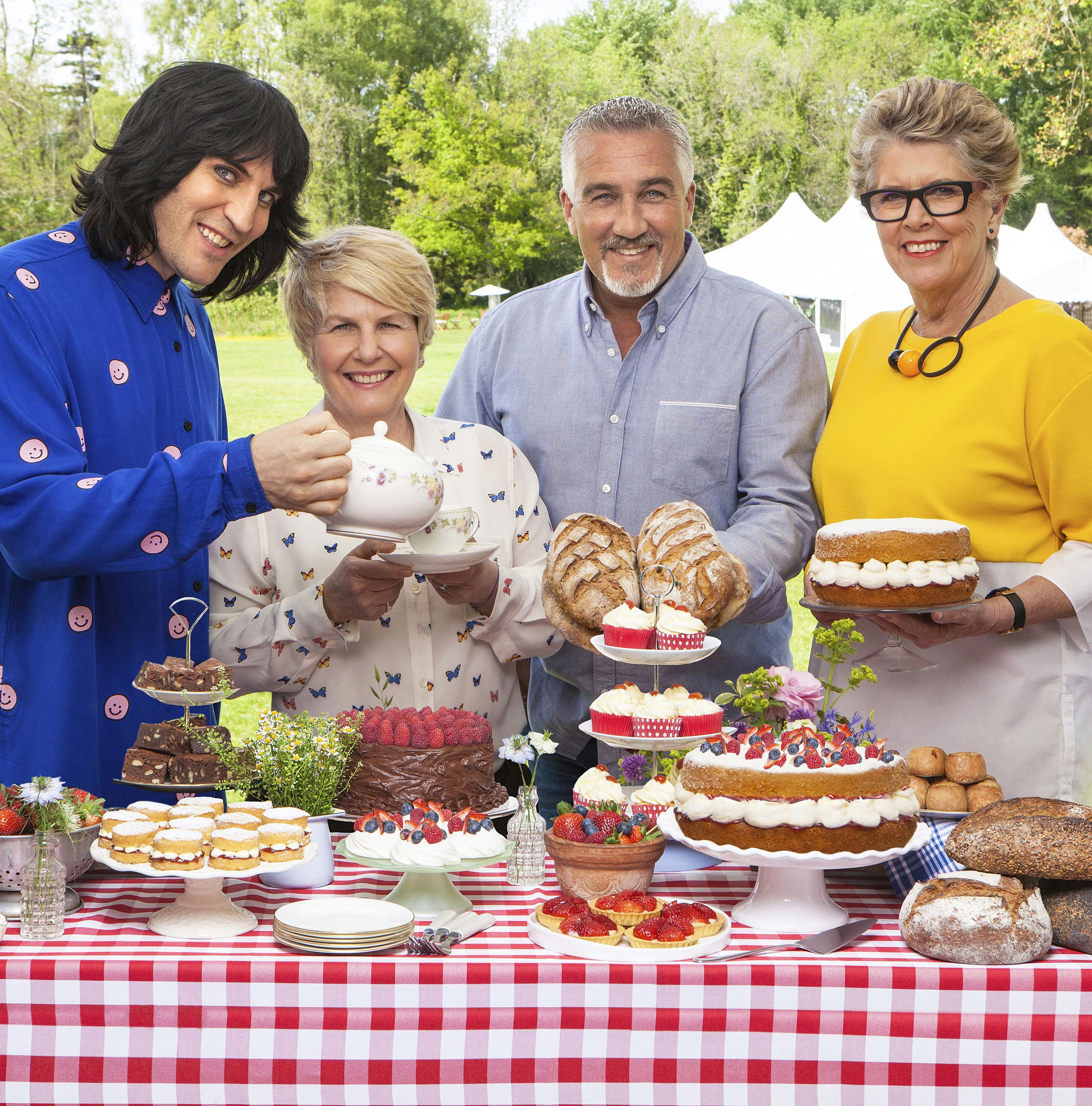 Celebrity Stand Up to Cancer Bake Off: Everything you need to know