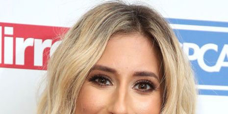ab0b62a3 Stacey Solomon just wore the perfect denim jacket for summer – and it's a  bargain from Primark.