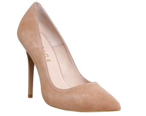 79f528a0639 Holly Willoughby s sell-out £69 Office heels are finally back in stock
