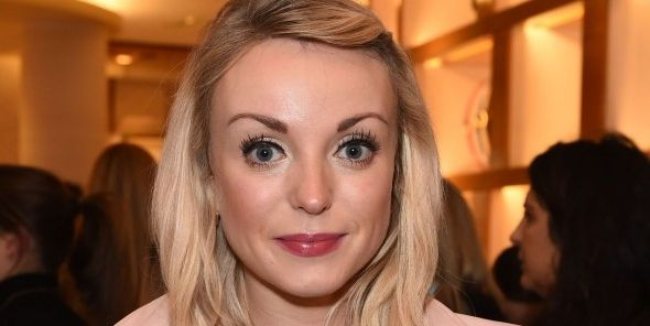 Call the Midwife's Helen George shares sweet holiday snap with her daughter, Wren