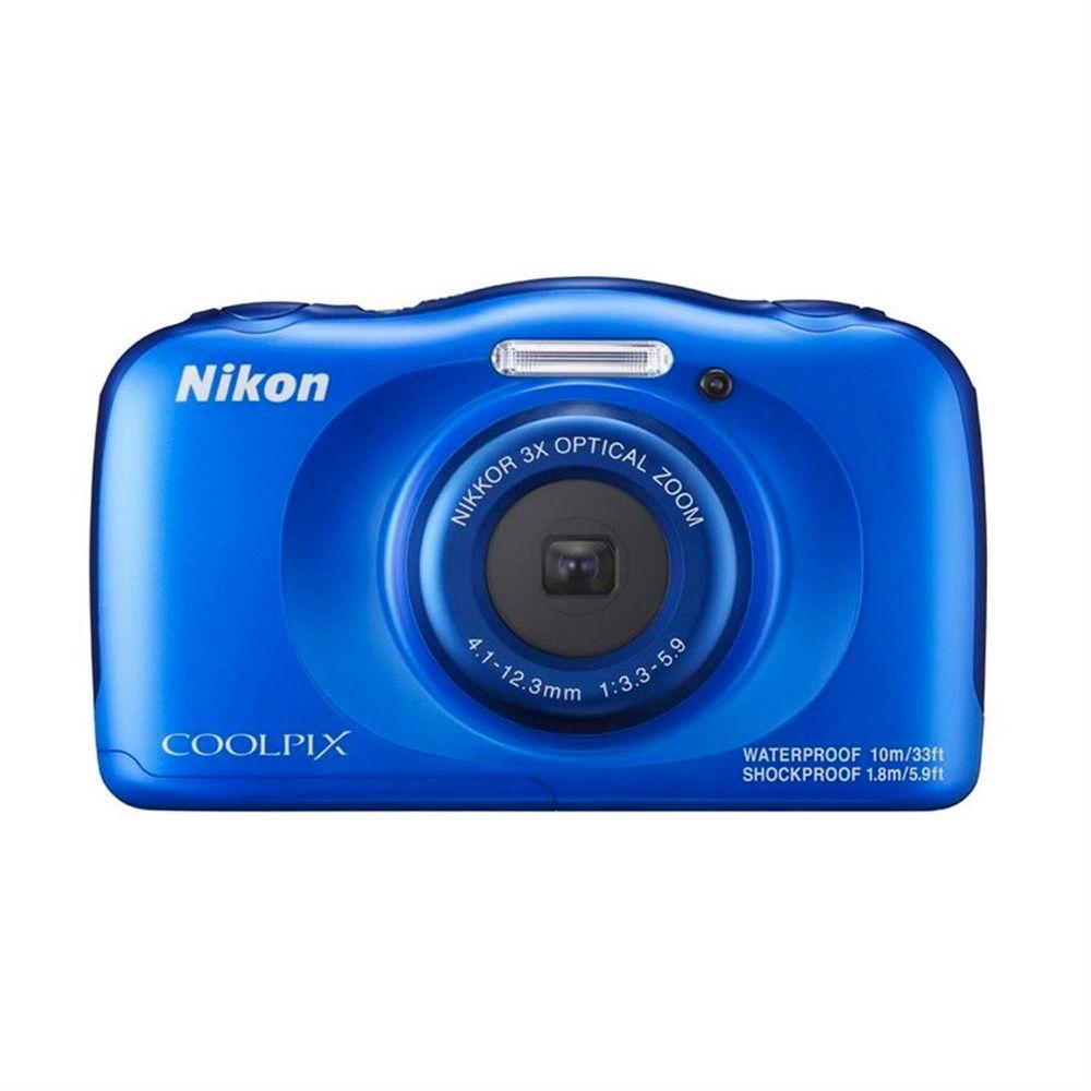 Nikon Coolpix W100 Review