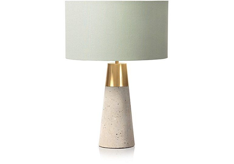 chic lamp inspired by an Oliver Bonas