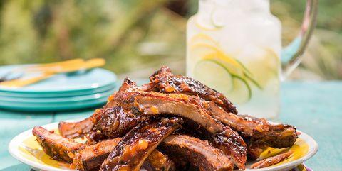 Food, Cuisine, Dish, Ingredient, Spare ribs, Meat, Recipe, Produce, Ribs, Pot roast,