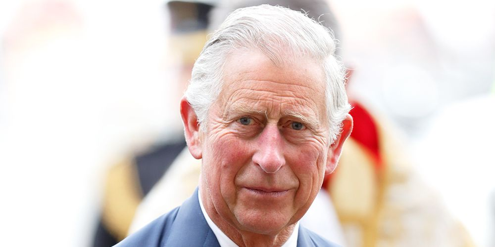 Clarence House releases stunning new photo of Prince Charles with grandson Prince Louis