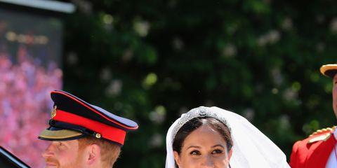 Ceremony, Tradition, Event, Bride, Gesture, Wedding, Headpiece, Fashion accessory, Vehicle, Smile,