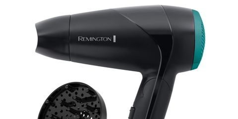 214151433 Overall Score  80 100. Tested March 2018. This Remington travel hairdryer  ...