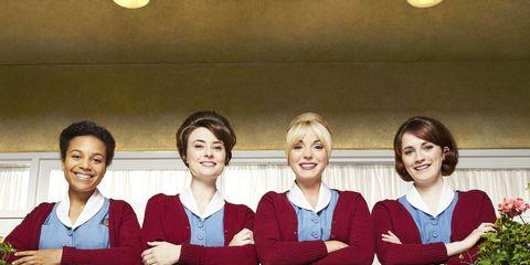 call the midwife season 7 netflix