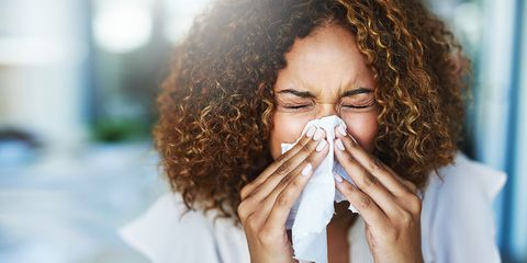hayfever top tips for when the pollen count is high