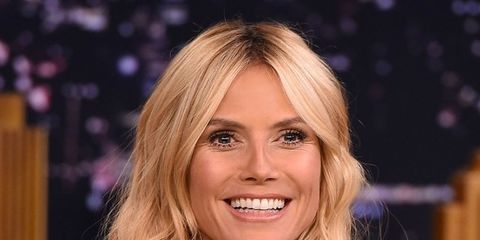 82a1a455f6e Supermodel and TV presenter Heidi Klum has teamed up with Lidl once again