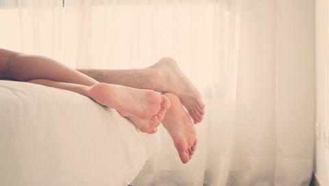 Skin, Leg, Pink, Shoulder, Hand, Arm, Footwear, Joint, Dress, Foot,