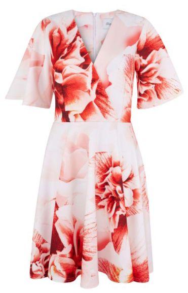 Susanna Reid looks beautiful in floral Closet London dress