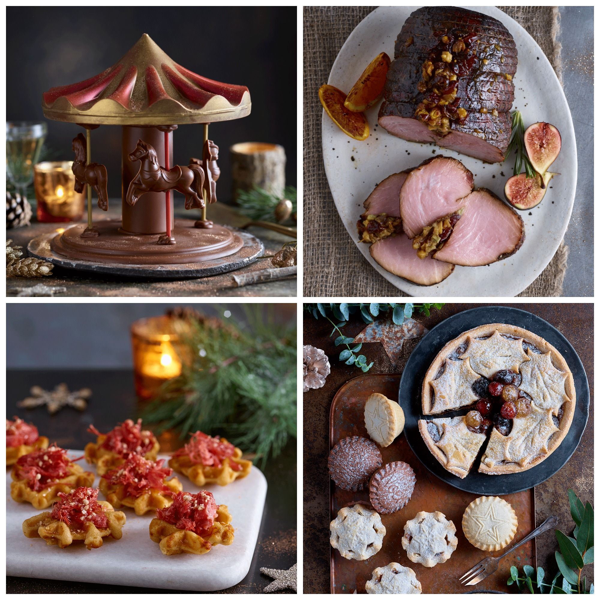 Aldi Christmas Food Aldi S Christmas Food And Drink Offering This