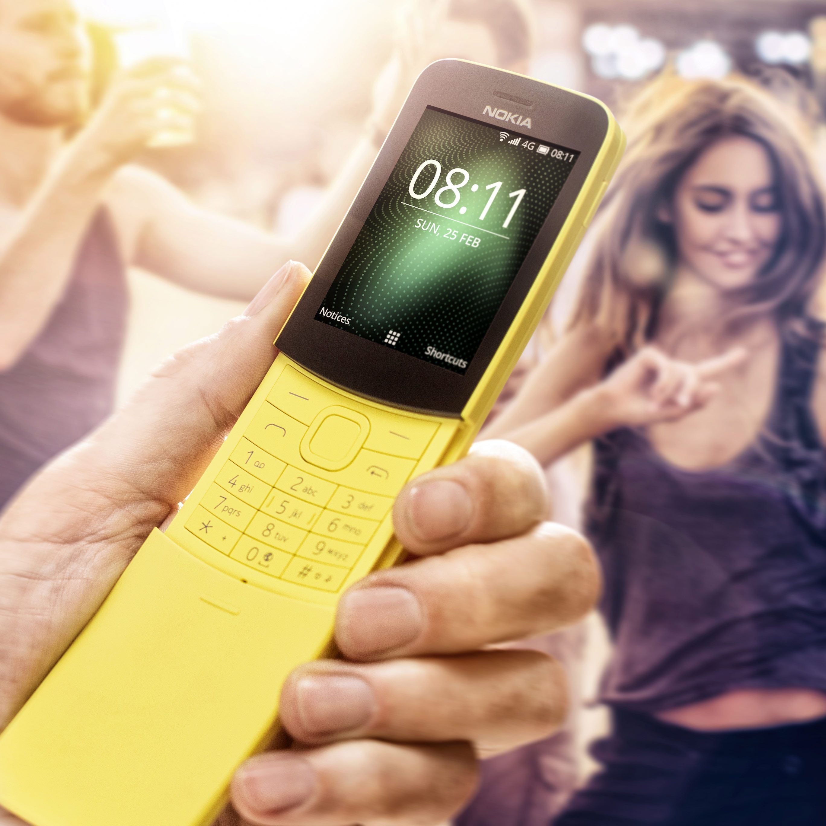 Could the Nokia 8110 make you ditch your smartphone? - Nokia 8110 Review