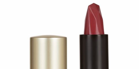 Red, Lipstick, Pink, Cosmetics, Product, Beauty, Brown, Lip care, Beige, Material property,