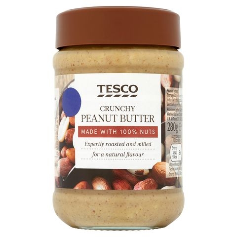 The best peanut butter - Marks and Spencer peanut butter