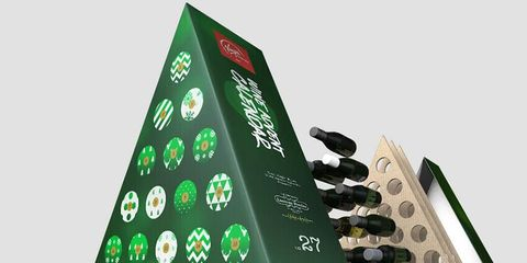 Virgin Wines Advent Calendar.Virgin Wines Sell Out Wine Advent Calendar Is Back This Christmas