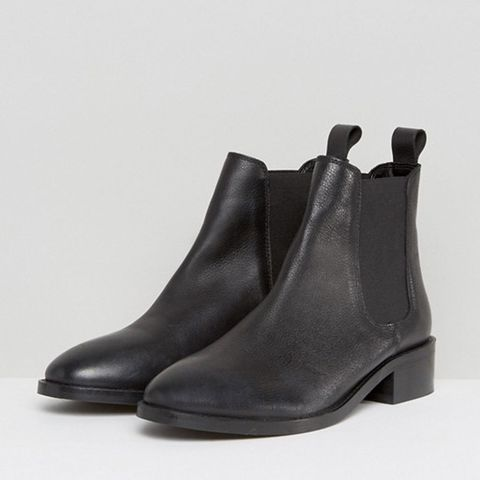 39ed4c376 BUY NOW: ASOS Abolsute Leather Chelsea Ankle Boots, ...