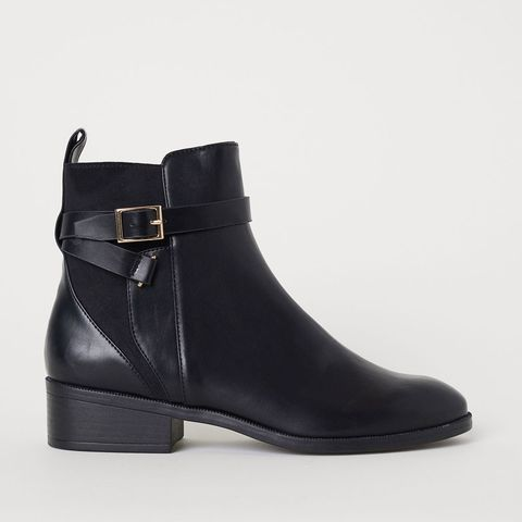 cf1bd79c7 Best Black Leather Ankle Boots To Buy Now