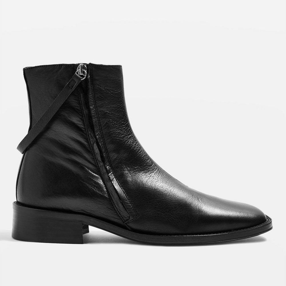 Best Black Leather Ankle Boots To Buy Now