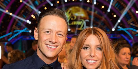 Kevin Clifton Stacey Dooley