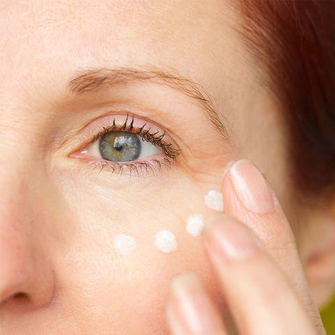 Face, Eyebrow, Skin, Eye, Eyelash, Nose, Close-up, Forehead, Cheek, Iris,