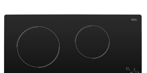 Cooktop, Kitchen appliance, Circle, Font,
