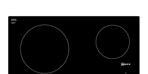 Cooktop, Kitchen appliance, Font, Circle, Microwave oven, Kitchen stove,