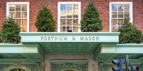 This Is What Fortnum And Mason S 6k Christmas Hamper Gets You