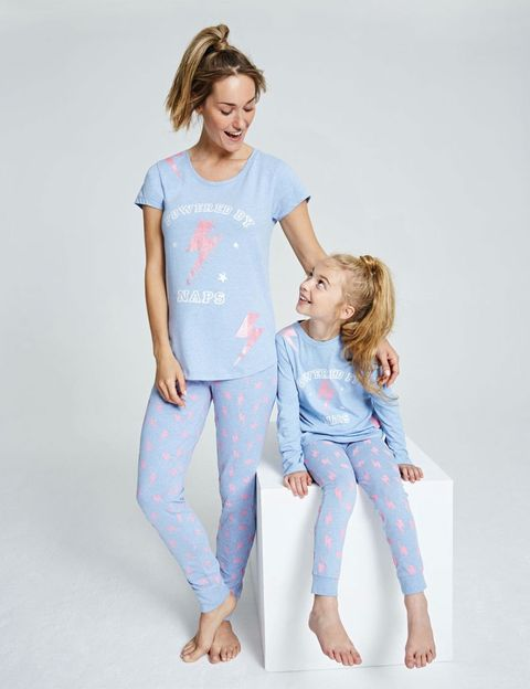 shop for reputation first stable quality Peacocks' Matching Mother And Daughter Pyjama Sets Are So Cute