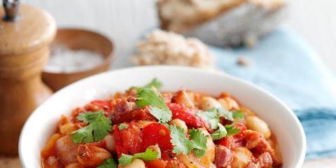 Food, Cuisine, Ingredient, Dish, Dishware, Tableware, Recipe, Kitchen utensil, Produce, Bowl,