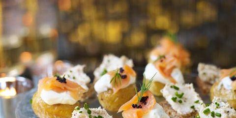 Finger food, Food, Cuisine, Serveware, Ingredient, Dish, Dishware, Canapé, appetizer, Tableware,