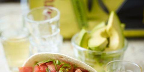 Food, Drink, Tableware, Produce, Ingredient, Serveware, Drinkware, Vegetable, Meal, Alcoholic beverage,