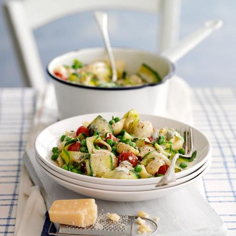 best courgette recipes vegetable pasta