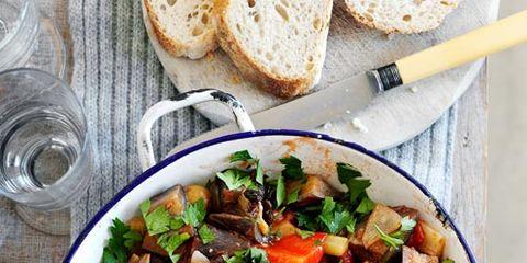 best aubergine recipes rich aubergine stew