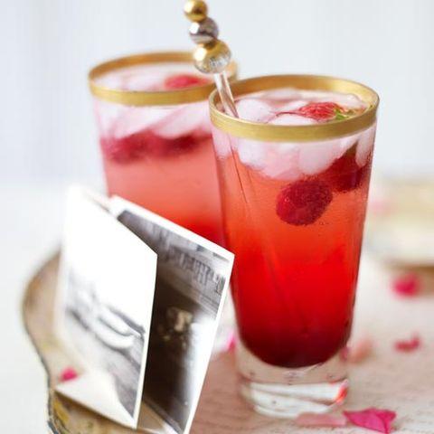 summer cocktails recipe berry blush cocktails