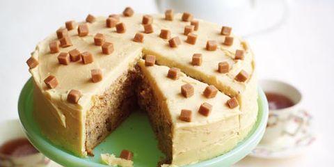 best sponge cake recipes banoffee cake