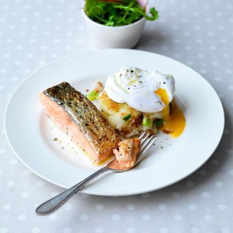 best potato recipes salmon potato cake