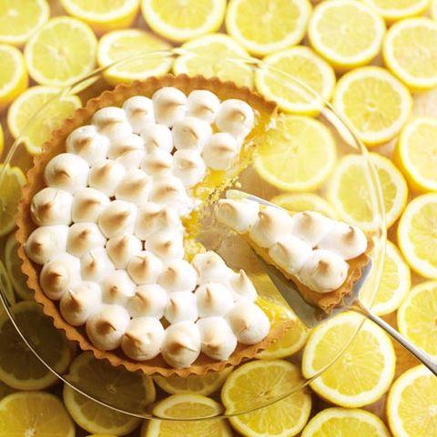 cheats lemon meringue pie