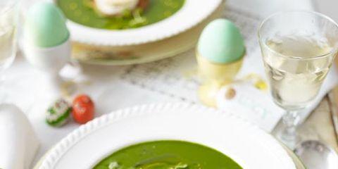 Serveware, Dishware, Food, Cuisine, Tableware, Dish, Condiment, Pea soup, Ingredient, Ceramic,