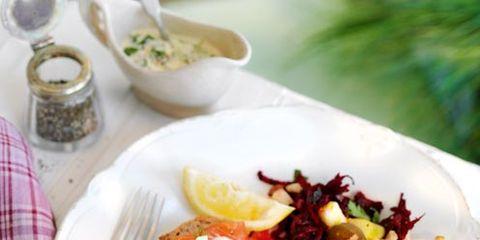Food, Plaid, Tartan, Dress shirt, Dishware, Tableware, Cuisine, Ingredient, Dish, Meal,