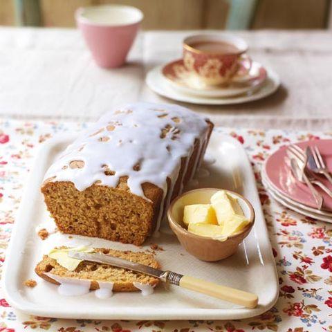 best sponge cake recipes honey and spice loaf
