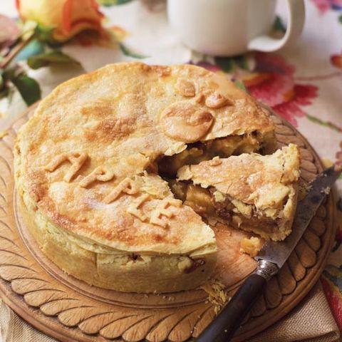 apple pie recipe uk