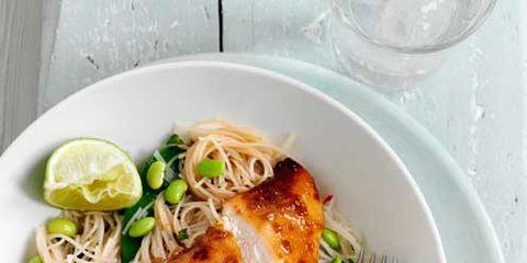 Food, Cuisine, Ingredient, Tableware, Dishware, Dish, Recipe, Produce, Garnish, Lemon,