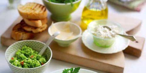 Food, Green, Dishware, Ingredient, Cuisine, Serveware, Finger food, Tableware, Leaf vegetable, Plate,