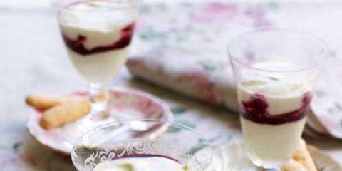 Food, Serveware, Ingredient, Tableware, Drinkware, Glass, Dishware, Fruit, Dessert, Dairy,
