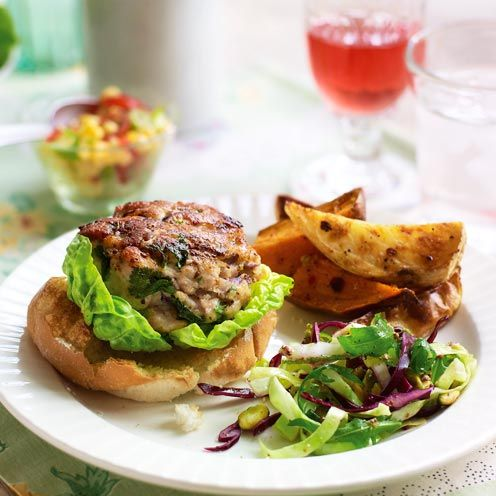 turkey burger recipes