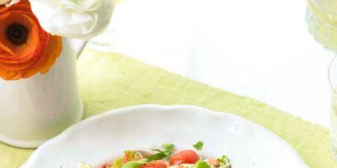 Food, Dishware, Ingredient, Cuisine, Serveware, Dish, Tableware, Kitchen utensil, Produce, Salad,